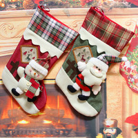 Christmas Decoration Gift Socks [9199620804]