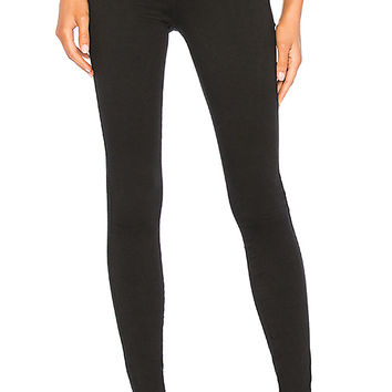 Dr. Denim High Waist Solitaire Jean in Black | REVOLVE
