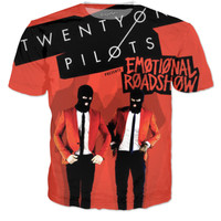 Twenty One Pilots Tee