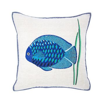 Poseidon Olympe Decorative Pillow