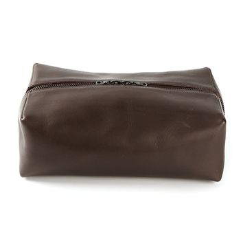 Isaac Reina large travel wash bag