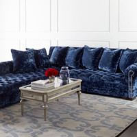 Haute House Divine Chaise Sectional Sofa