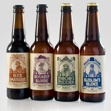 Discworld Ales at Firebox.com