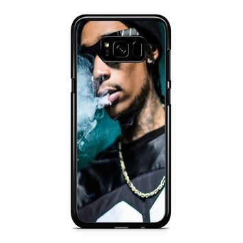 Wiz Khalifa Rapper Samsung Galaxy S8 Case