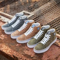 2017 Vans Old Skool High Skateboarding Shoes size 36-44