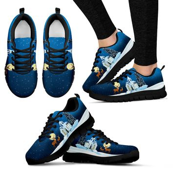 Christmas Night Women's Sneakers|Running Shoes