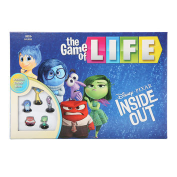 The Game of LIFE: Inside Out Collector's Edition Board Game