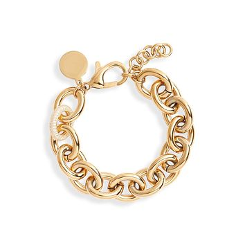 Chunky Chain Bracelet | More Colors Available