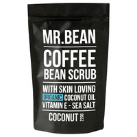 Mr. Bean Coffee Bean Skin Loving Organic Coconut Oil Scrub | Overstock.com Shopping - The Best Deals on Cleansers & Scrubs