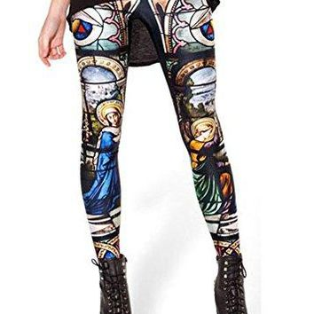 Benibos Womens New Fashion Leggings with Variaty Printing