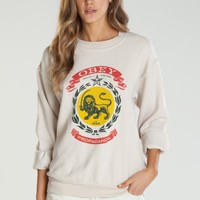LEGALIZE IT BURNOUT SWEATSHIRT