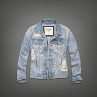 Nicole Denim Jacket