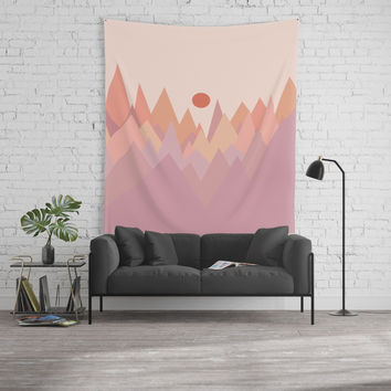 Landscape NC 14 Wall Tapestry by naturalcolors