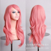 Fashion women hair wig Cosplay stage role play hair wigs 9 color.