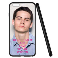 Dylan O'Brien iPhone 6   6S Case Planetscase.com