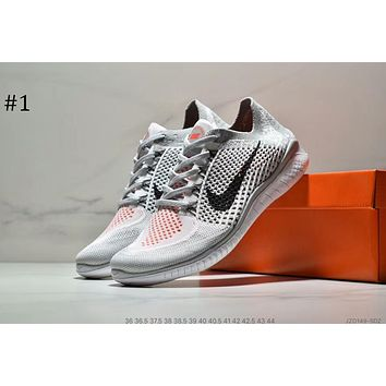 NIKE FREE FLYKNIT 5.0 barefoot running shoes casual shoes F-AA-SDDSL-KHZHXMKH #1