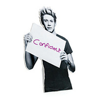 One Direction Limited Edition 1D OD Together Study Buddy Niall Confident by Office Depot