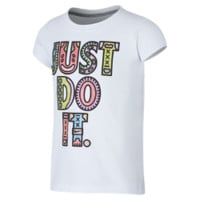 Nike Just Do It Pop Preschool Girls' T-Shirt