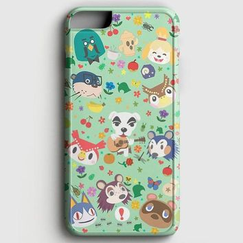 Animal Crossing New Leaf Town Folk iPhone 6 Plus/6S Plus Case | casescraft