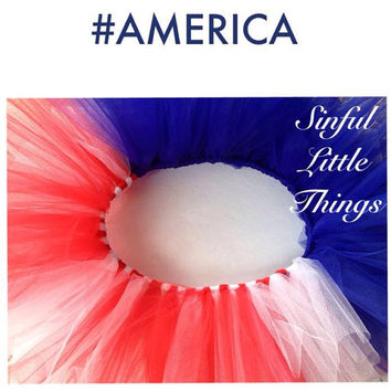 Patriotic Costume, tutu, 4th of july, holiday, memorial day