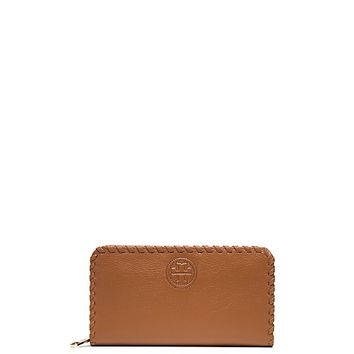 Tory Burch Marion Multi-gusset Zip Continental Wallet