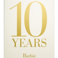 10 Years: Barbie® Fashion Model Collection Book | Barbie Collector