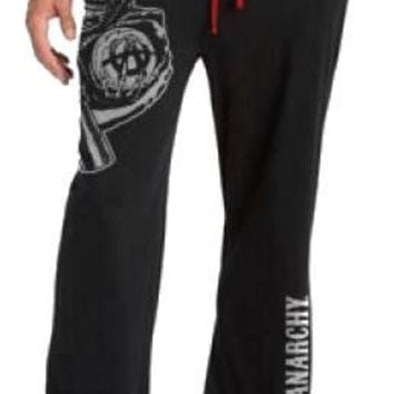 Sons Of Anarchy Lounge Pants - Jumbo Reaper