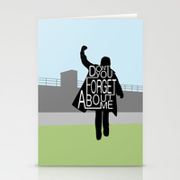 The Breakfast Club Stationery Cards by August Decorous