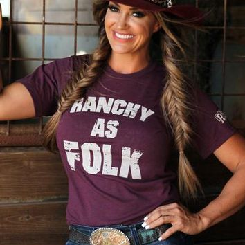 RANCHY AS FOLK