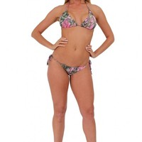 AUTHENTIC TRUE TIMBER CAMO BIKINI SWIMWEAR: PINK