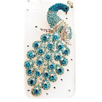 Pretty Peacock Phone Case - 5: Charlotte Russe