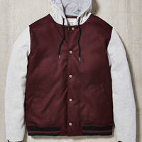 Native Youth Wool Varsity Jacket - Urban Outfitters
