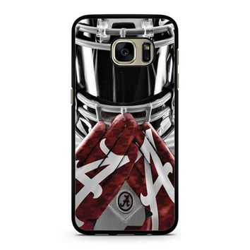 Alabama Crimson Tide Ncaa Football 5 Samsung Galaxy S7 Case