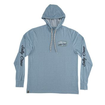 Salty Crew Frenzy L/S Tech Hood