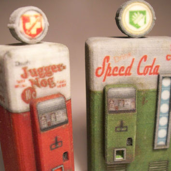 Juggernog  Nazi Zombies Miniature Perk Machines from by SALSAG8R