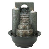 Gifts & Decor Eternal Steps Decorative Water Fountain