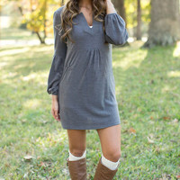 Winter Lights One Piece Dress [6049265729]