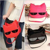 PU Leather Cat Bag from Crazy Cats