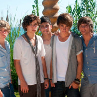 One Direction | Band photos | X Factor First Photo