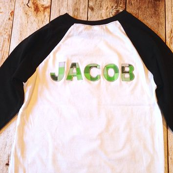8 pixel green Building bricks blocks boy Birthday outfit monogram custom letters craft shirt Personalized Add mine NAME tech robotics coding