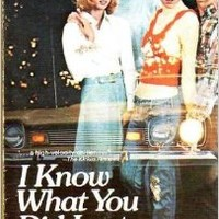 I KNOW WHAT YOU DID LAST SUMMER Mass Market Paperback