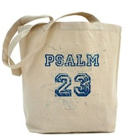 psalm 23 Tote Bag
