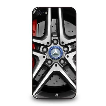 MERCEDES BENZ WHEEL iPhone 5 / 5S / SE Case Cover
