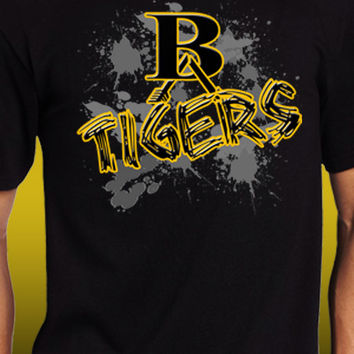 Broken Arrow Tigers Splash T-Shirt