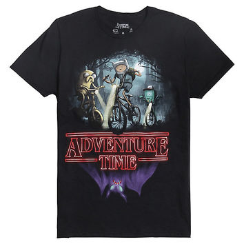 Adventure Time Bike Ride T-Shirt