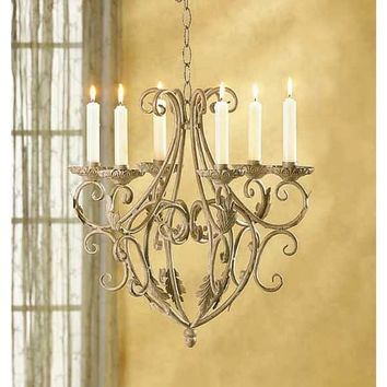 Royal Candle Chandelier | Overstock.com Shopping - The Best Deals on Candles & Holders