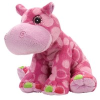 Wild Republic Sweet And Sassy Pink Hippo