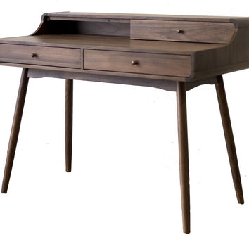 Hidalgo Writing Desk WALNUT