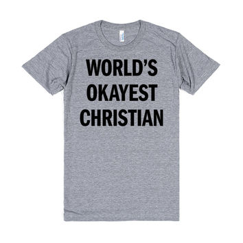 World's Okayest Christian