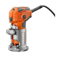 RIDGID, 1-1/2 HP Compact Router, R24012 at The Home Depot - Tablet